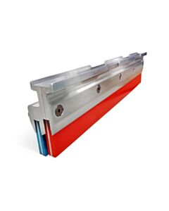 "Double Blade Squeegee 16"" w/ Double Cleaner"